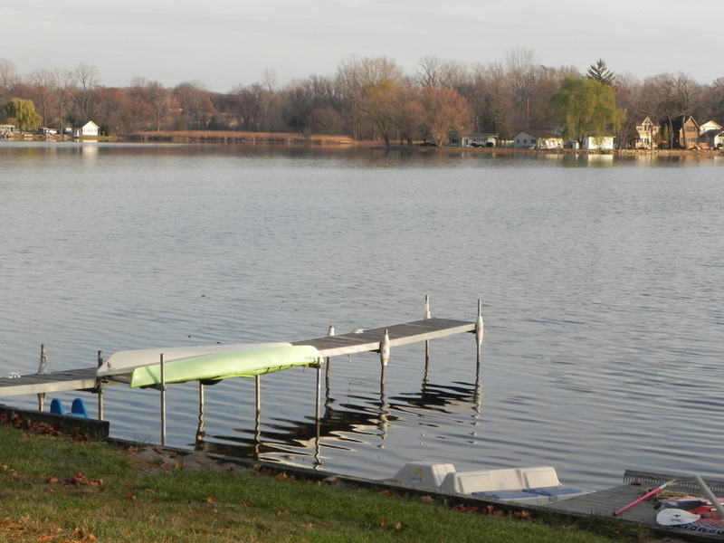 Lake Homes For Sale In Dexter Michigan